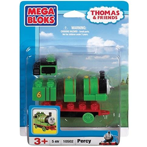Mega Bloks Thomas Ve Arkadaşları Percy Oyuncak Figür Renkli